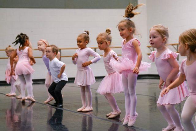 Детсткие танцы