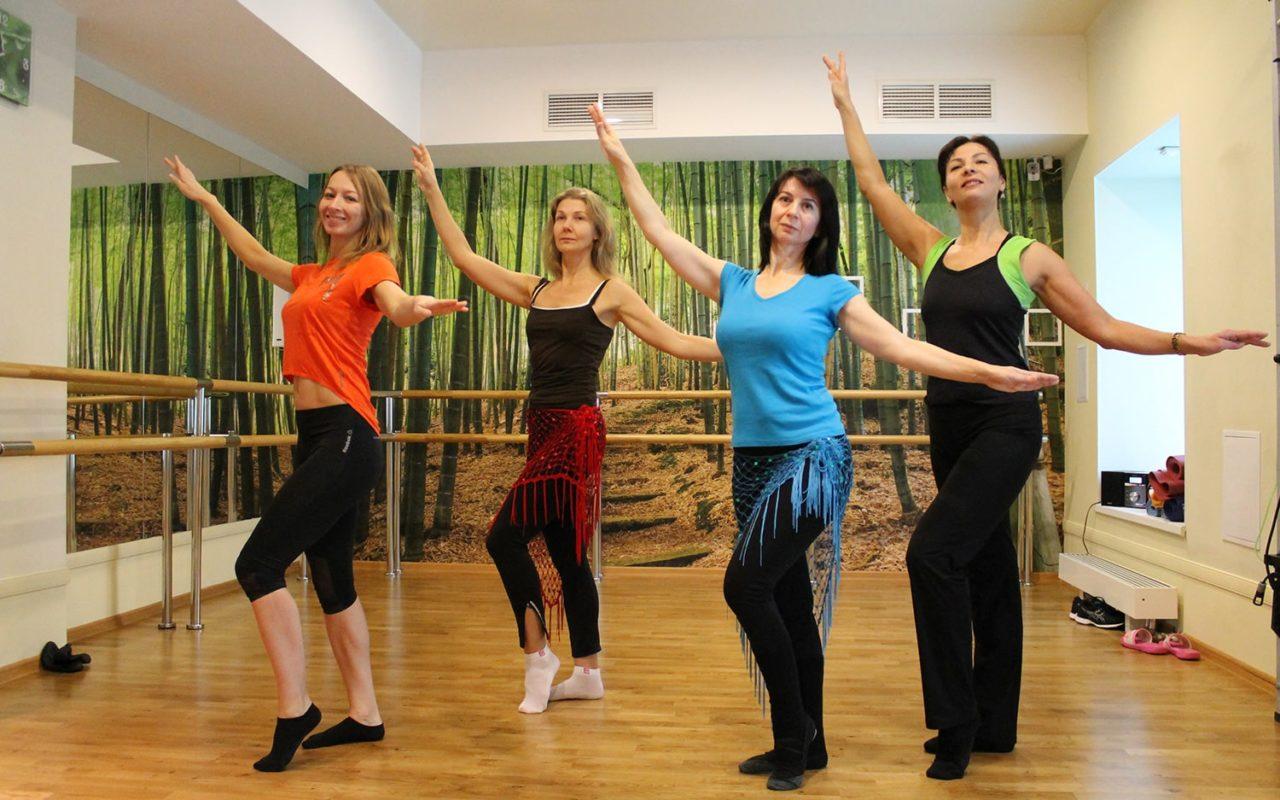 Танец живота для начинающих