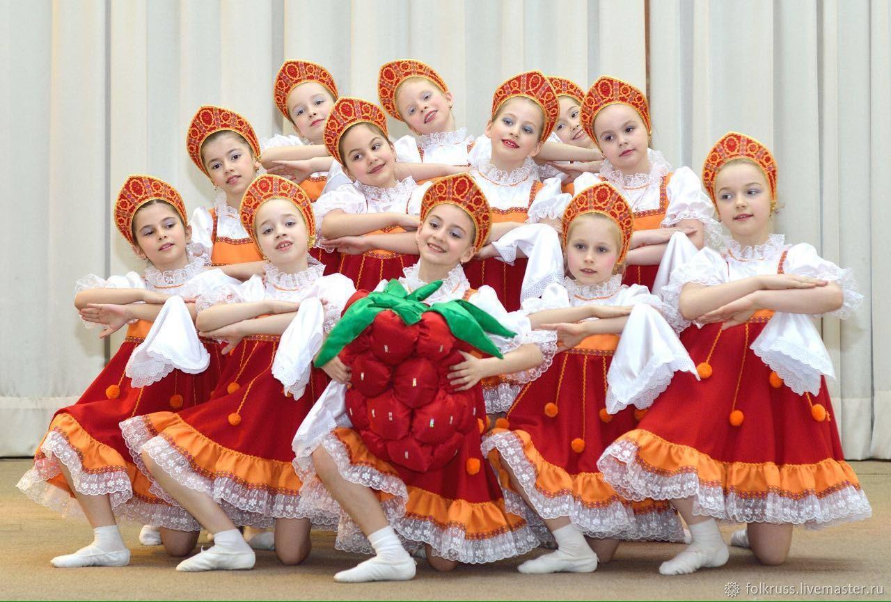 русский народный костюм для танца картинки этого