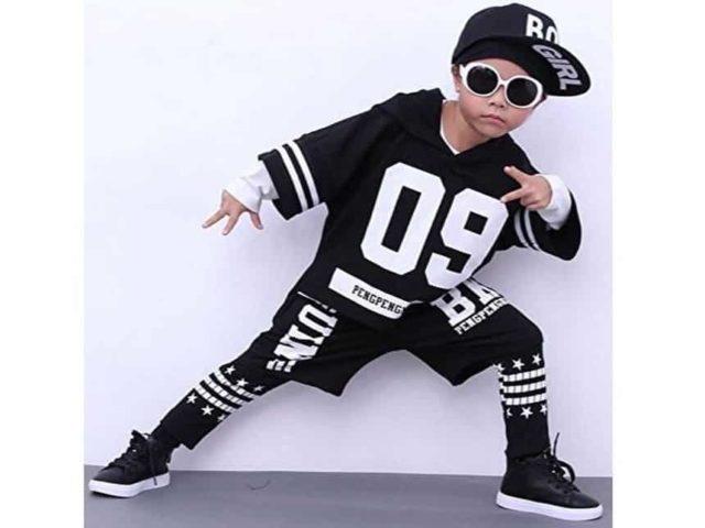 Хип хоп для детей