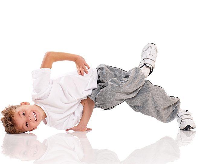 Детские танцы. Для мальчиков