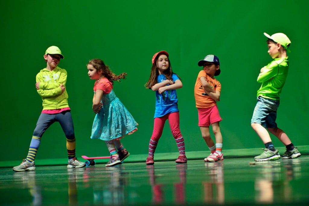 Особенности выбора танцев для детей 5 лет