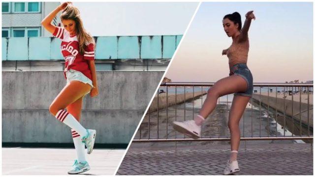 Шафл танец обучение для начинающих